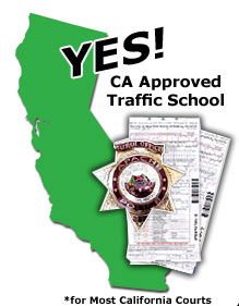Tulare County traffic school